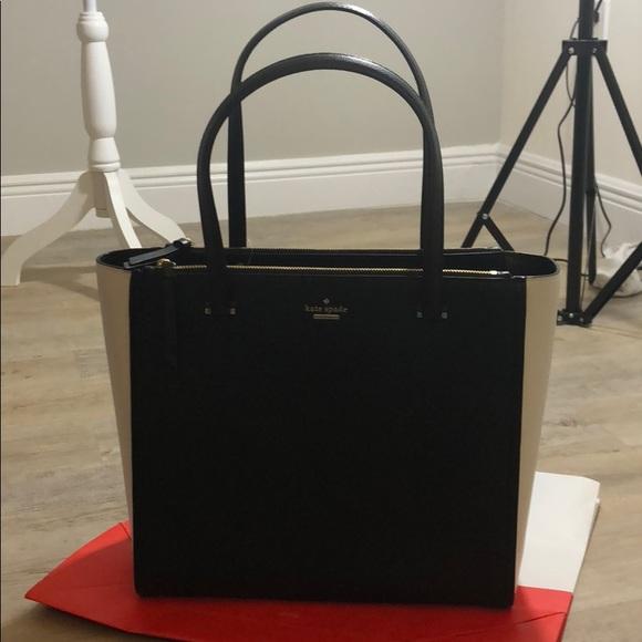 kate spade Handbags - Kate Spade Patterson Drive Black Large Bag